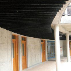 鑽泥板綠建材_新竹國立交通大學 客家文化學院