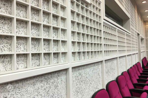 鑽泥板綠建材_台北中影八德演藝廳