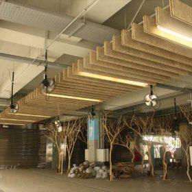 鑽泥板綠建材_台北 內湖花卉中心