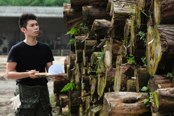 中菱與工業設計師吳泓瑞的跨界合作,為彼此帶來靈感,勇於從自身專業中走出一條新路。