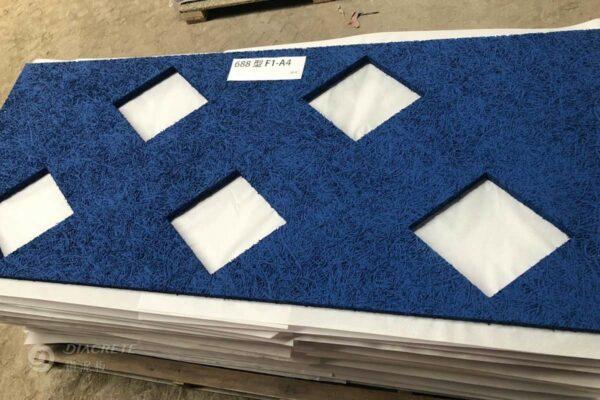 鑽泥板鏤空設計豐富燈光表現