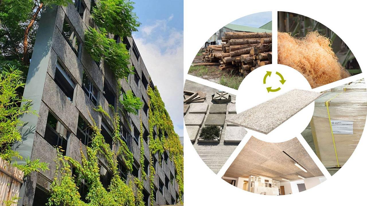 世界地球日51週年主題「修復地球」!看鑽泥板如何與環境美好共生