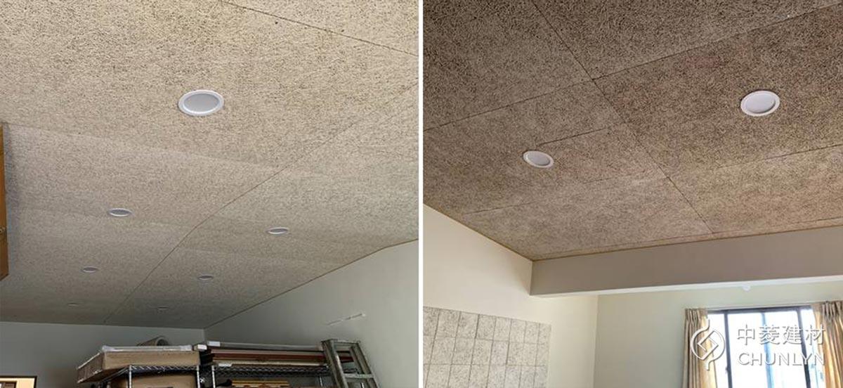 鑽泥板屋頂隔熱應用實例:17坪RC透天頂樓隔熱改造