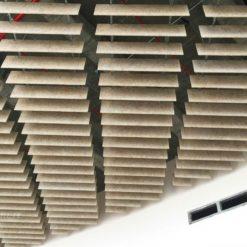 馬祖_福澳港碼頭行政旅運大樓-鑽泥板吸音障板實績案例